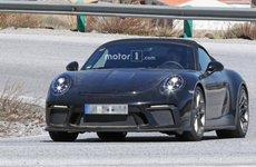 Sẽ chỉ có 1.984 chiếc Porsche 911 Speedster thế hệ mới được sản xuất