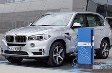 4 tháng đầu năm 2018: BMW đạt doanh số xe plug-in hybrid kỷ lục