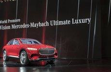 Mercedes-Maybach nhẹ hơn, tiện nghi hơn nhờ khung gầm và công nghệ mới