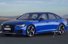 Xem trước Audi RS6 thế hệ tiếp theo qua ảnh dựng