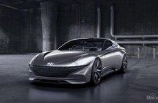 Thiết kế xe Hyundai tương lai lấy cảm hứng từ côn trùng