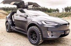 SUV điện Tesla Model X được nâng cấp khả năng offroad