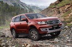 Ford Everest 2019 cập nhật mới công bố trước ngày khai mạc