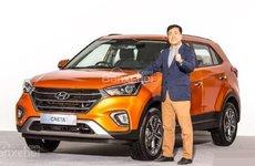 Hyundai Creta 2018 chính thức ra mắt với giá từ 315 triệu đồng