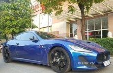 Maserati GranTurismo 2018 ra mắt thị trường Malaysia, giá khởi điểm từ 4,1 tỷ đồng