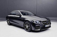 Ra mắt Mercedes-AMG E 53 sedan 2019 mạnh 456 mã lực