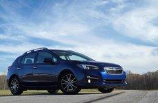 Subaru tiếp tục tin tưởng vào tương lai của sedan