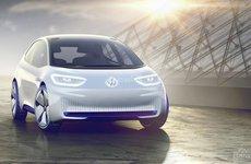Volkswagen I.D. hatchback sản xuất không khác bản concept