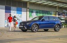 Giá lăn bánh xe Mercedes-Benz GLC 200 tại Việt Nam