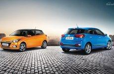 Hyundai i20 2018 số tự động có giá từ 235 triệu đồng, đối đầu Honda Jazz