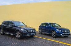 Mercedes-Benz GLC 200 sẽ đối đầu với những mẫu xe nào tại Việt Nam?