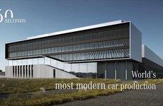 Mercedes-Benz hé lộ về nhà máy lớn nhất trong tương lai