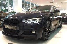 BMW 320i 2018 bản độ thể thao M-Performance có giá từ 1,7 tỷ đồng tại đại lý Việt