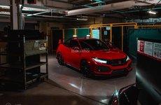 Độ xe đó đây: Honda Civic Type R bật cốp, hóa thân thành bán tải