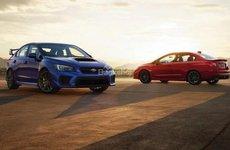 Subaru WRX 2019 và Subaru WRX STI 2019 chốt giá, bổ sung bản giới hạn