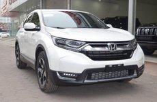 Honda CR-V 2018 tự do làm giá đội thêm 20 triệu, tháng 7 giao xe