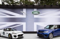 Khách hàng Việt sẽ được mua xe Jaguar và Range Rover cũ chính hãng