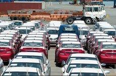 Từ 18-25/5, Việt Nam nhập khẩu gần 1.000 xe ô tô