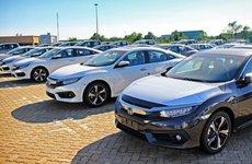 Đợi chờ xe nhập khẩu mới, xe cũ thuận đà tăng giá mạnh