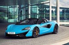 McLaren Automotive cán mốc 15.000 siêu xe xuất xưởng trên toàn cầu