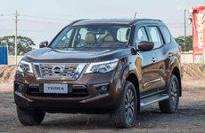 SUV 7 chỗ Nissan Terra 2018 chính thức ra trận 651 triệu, đối mặt Toyota Fortuner
