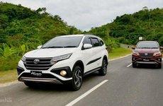Đại lý nhận đặt hàng Toyota Rush 2018 với giá tạm tính 600 triệu đồng