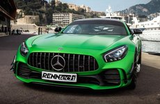 Mercedes-AMG GT R tăng công suất lên 825 mã lực nhờ hãng độ Renntech
