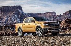 Sắp bán ra thị trường, Ford Ranger 2019 vẫn miệt mài lăn bánh trên đường thử