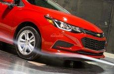 Chevrolet Cruze dính án triệu hồi do lỗi rò rỉ nhiên liệu