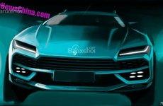 Siêu SUV sang chảnh Lamborghini Urus Tàu nhái giá rẻ sắp ra mắt