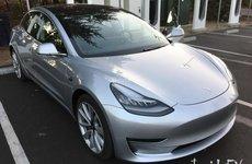 Tesla Model 3 thiết lập kỷ lục mới về phạm vi hoạt động