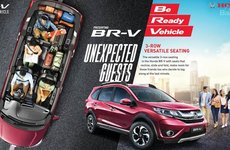 Honda BR-V 2018 sắp về Việt Nam có giá bao nhiêu tại thị trường nhập Indonesia và Thái?