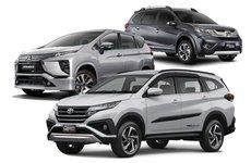 Điểm mặt loạt đối thủ sừng sỏ của Toyota Innova sắp về Việt Nam