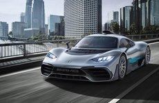 Mercedes-AMG Project One xuất hiện bí mật tại Monaco, chuẩn bị giao cho khách hàng?