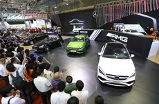 Lỗi túi khí, 284 xe Mercedes-Benz liên tục bị triệu hồi tại Việt Nam