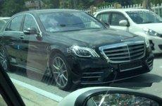 Mercedes-Benz S-Class facelift xuất hiện tại Malaysia