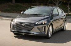 Hyundai Ioniq 2019 cập nhật thêm nhiều trang bị an toàn mới