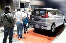 Mitsubishi Xpander chứng nhận tiết kiệm nhiên liệu nhất phân khúc