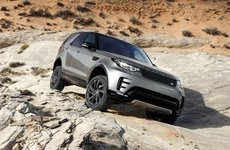 LandRover sản xuất xe tự lái off-road nghìn năm có một