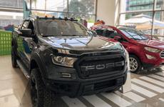 Tháng 5/2018: Khách mua Ford Ranger chịu thiệt trăm triệu do khan hàng