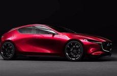 Mazda 3 thế hệ mới sẽ ra mắt vào tháng 11 tại triển lãm Los Angeles 2018