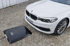 Xe điện BMW sẽ sớm sở hữu hệ thống sạc không dây mới