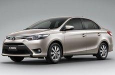 Trang bị cắt giảm trên Toyota Vios trở thành quà tặng kèm trong tháng 6