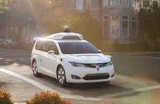 Không ngại khó, Waymo cùng FCA tiếp tục cược lớn vào công nghệ xe tự lái