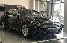 Cận cảnh Mercedes-Benz S450 L 2018 giá 4,19 tỷ đồng tại đại lý, chờ ngày mở bán