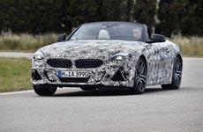 BMW Z4 M40i 2019 lộ diện trong bộ dạng roadster thuần chủng