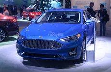 Ford Fusion 2019 rò rỉ giá bán chi tiết