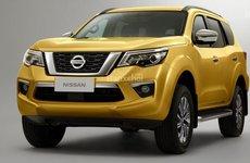 Đồn đoán: SUV 7 chỗ Nissan Terra 2018 cập bến Thái Lan vào tháng 8 tới