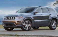 Jeep Grand Cherokee thế hệ mới sẽ sử dụng khung gầm Alfa Romeo Giorgio