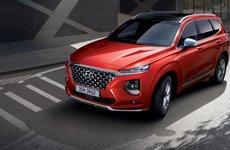 Chi tiết Hyundai Santa Fe Inspiration bản đặc biệt giá từ 759 triệu đồng tại Hàn Quốc